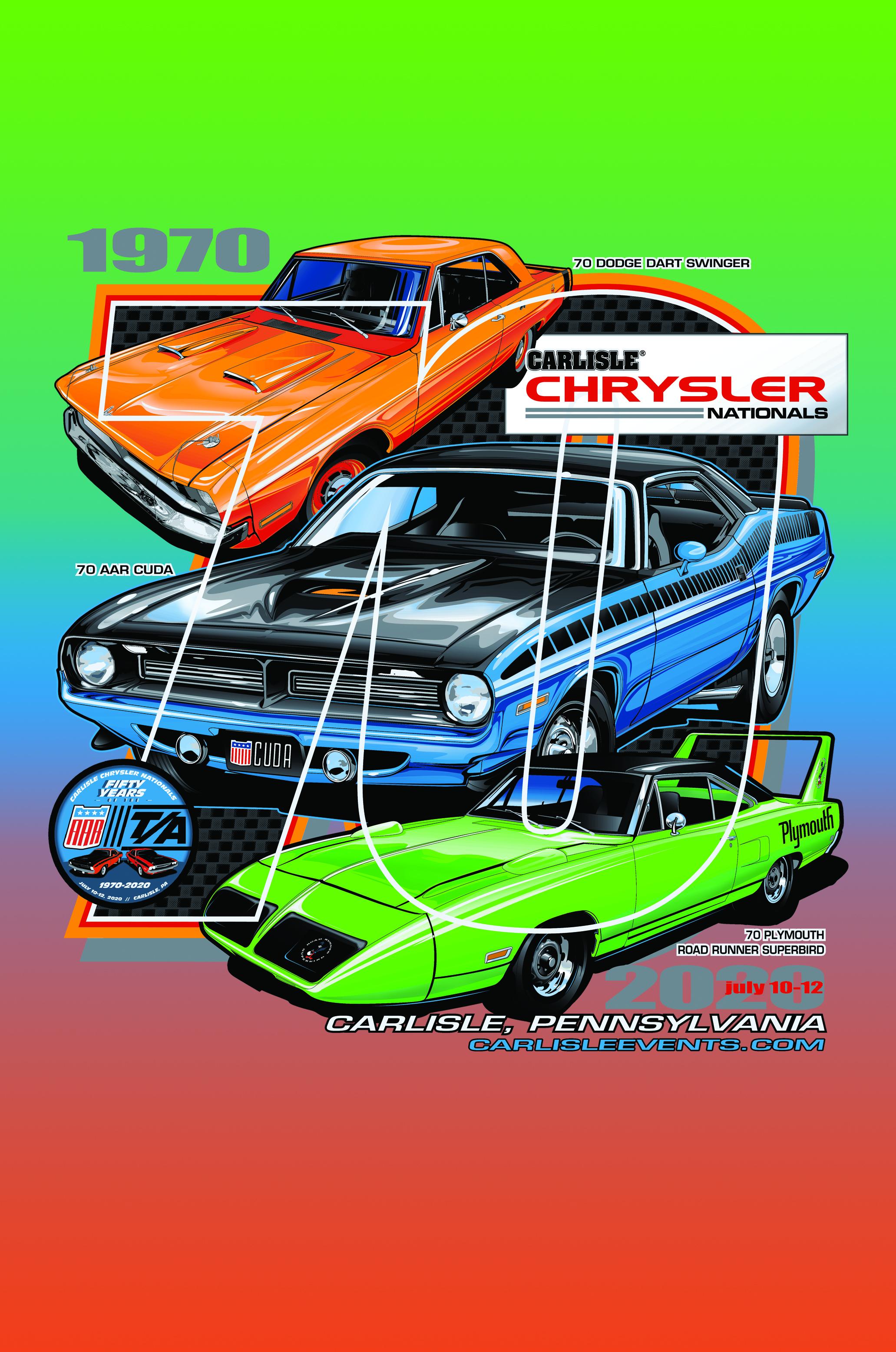 2020 Chrysler Nationals