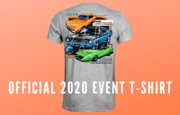 Chrysler Nationals 2020 Shirt Available For Pre-Order