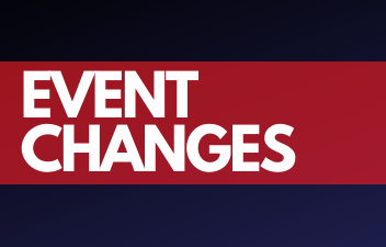 Possible Event Changes